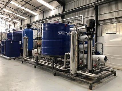طراحی و ساخت دستگاهها و تجهیزات تصفیه آب