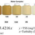 مواد جامد معلق TSS