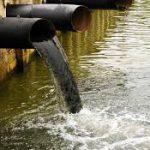 آلودگی آب صنایع تولیدی