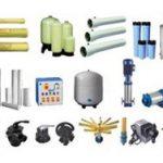 ارائه مواد و تجهیزات و قطعات دستگاه ها و پکیج های تصفیه آب و پساب